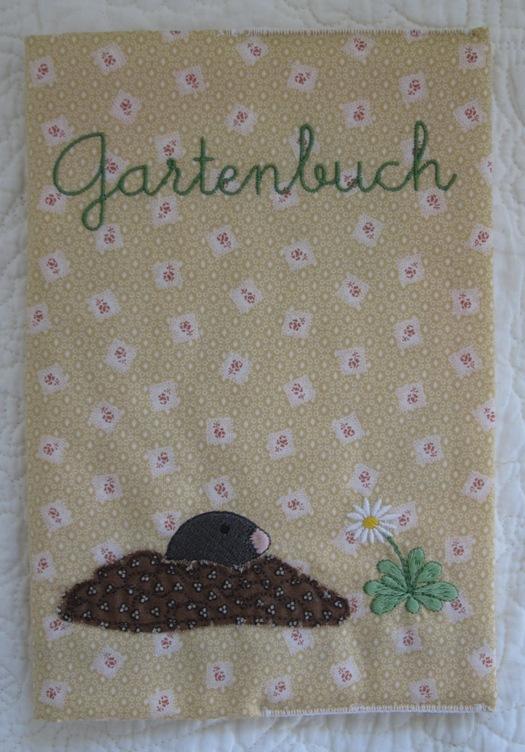 """embroidery design """"little gardener"""""""